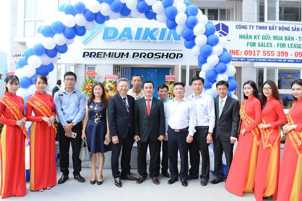 hệ thống mới Daikin Premium Proshop