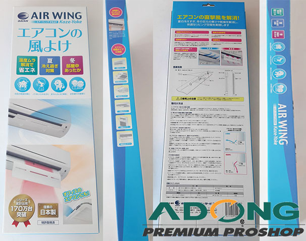 Hộp đựng sản phẩm chuyển hướng không khí
