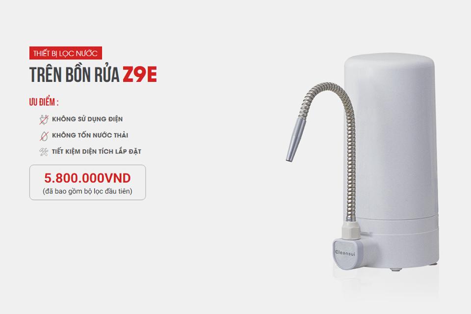 máy lọc nước z9e