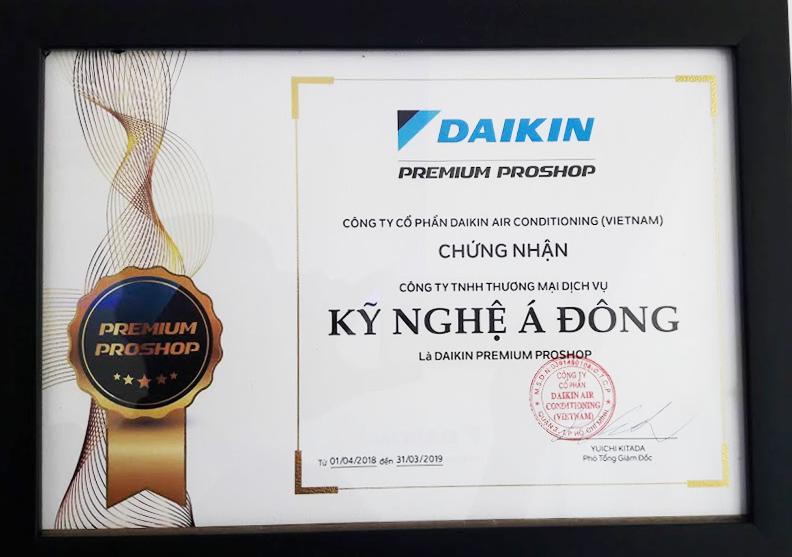 Daikin Premium Proshop