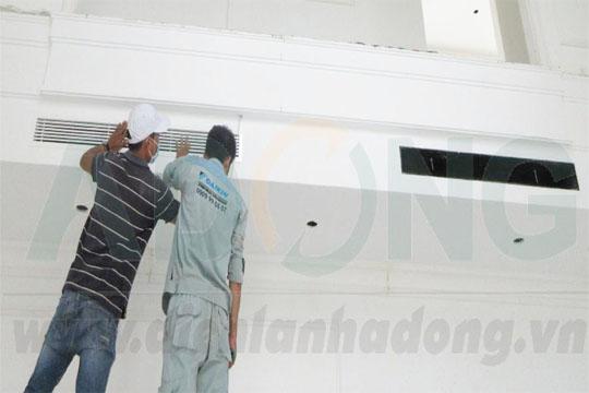 Bảo trì máy lạnh quận Tân Phú