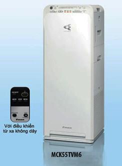 máy lọc không khí tạo ẩm daikin
